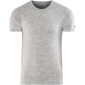 Devold M's Breeze T-Shirt Grey Melange